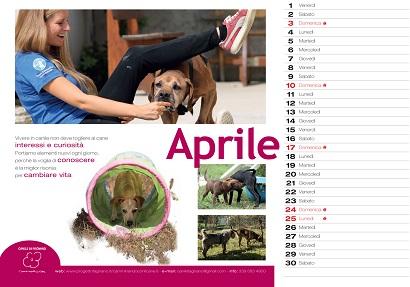 Aprile – Il Piacere di Esplorare